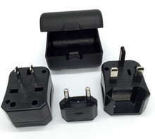 Top selling Hot world portable 6a max travel adapter & power converter