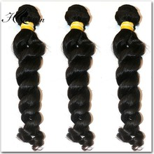 Quality virgin hair bundles human virgin peruvian hair weft large number in hair bundle