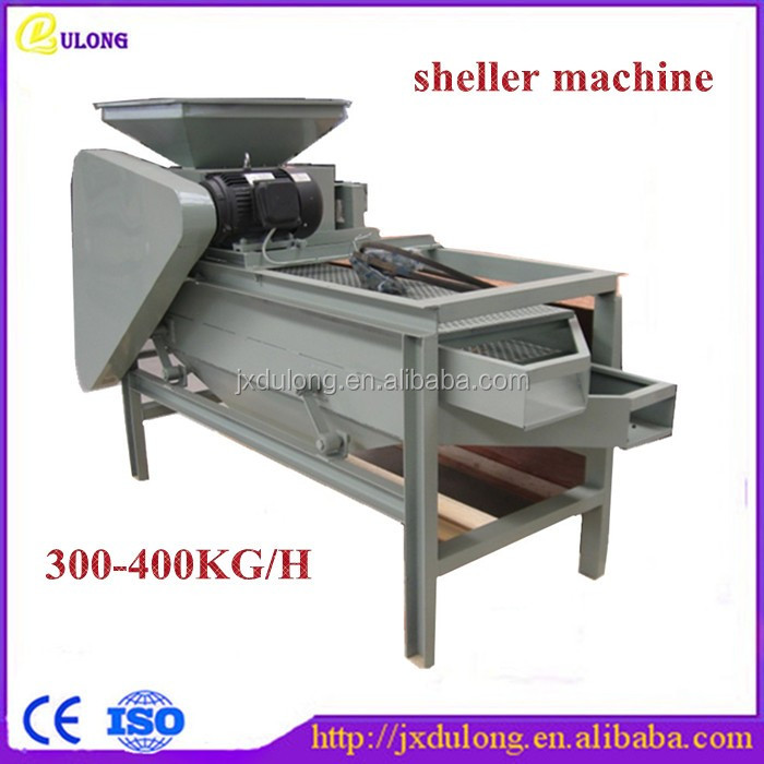 pecan sheller machine