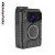 NVS7 model police body worn video recording camera with 170 Wide Angle battery remind wifi GPS optional