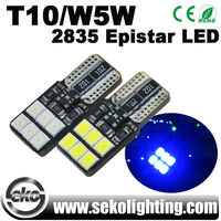Online shopping t10 5w5 canbus 12 smd 2835 Epistar car led auto bulb