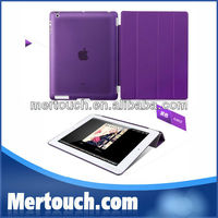 Portable Magnetic Folio Smart Cover Stand for iPad 2/3/4