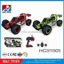 High speed off road buggy 2.4g remote control car model rc car HC311905