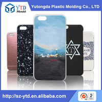 Plastic injection mould mobile phone cover mold for samsung galaxy j7