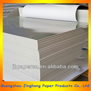 silver paper Matted gold aluminum foil paper
