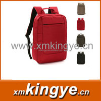 High quality canvas laptop backpack