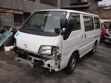 Mazda Vannet wrecking car without registration.(Parts use only)