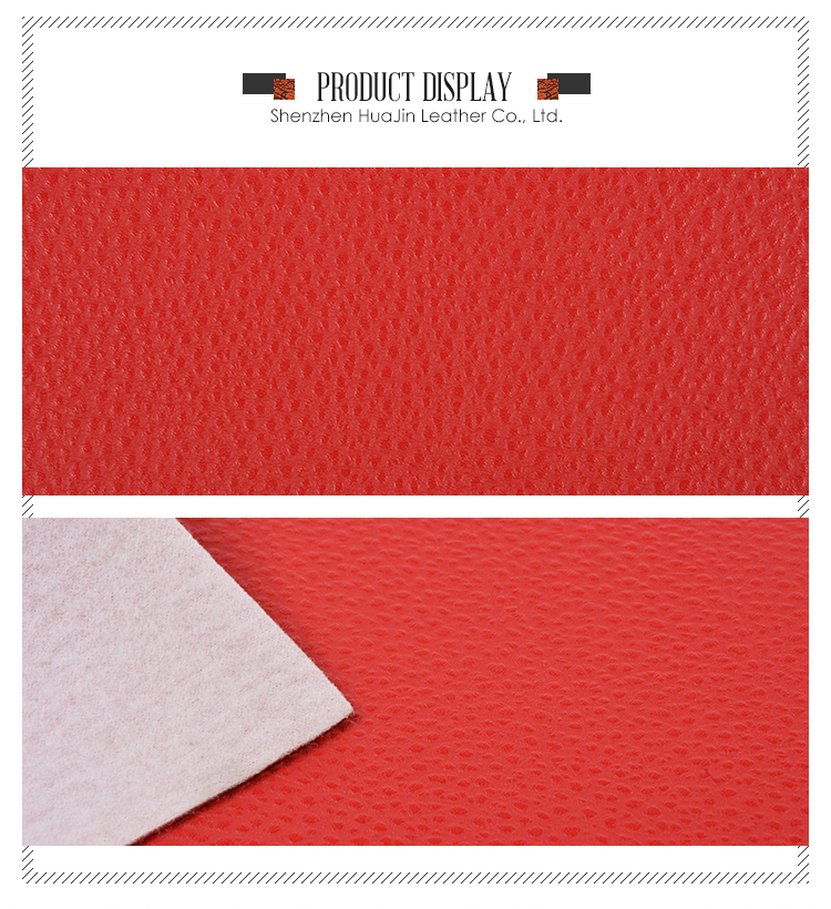 PVC artifical leather synthetic leather for bags, sofa