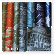 hot sale 100% polyester knitted heat transfer fabric material for sofa set