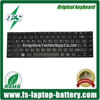 laptop parts compact keyboard 9Z.N7SSQ.00U computers keyboards for Toshiba Satellite L850 L870 C85 key board keyboard notebook