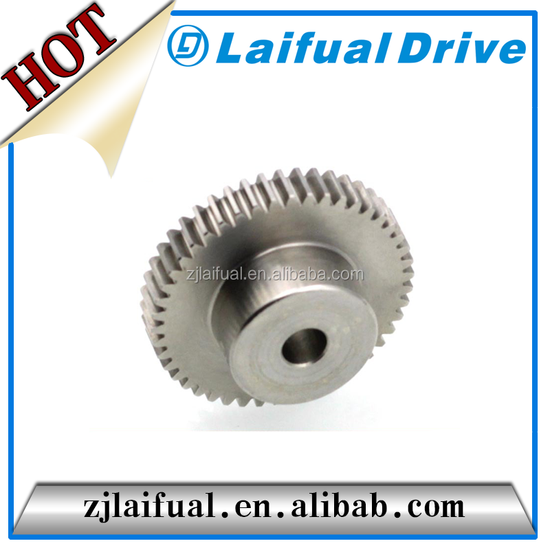 forged small spur gear easy to operate