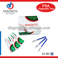 Medical diagnostic Prostate Specific Antigen PSA rapid test