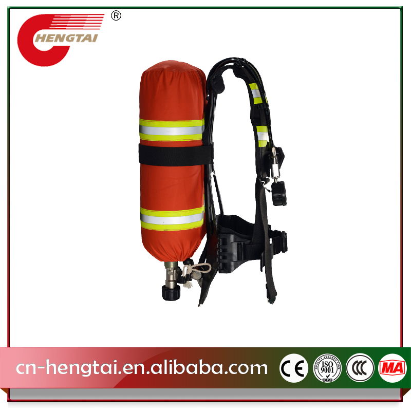 RHZK6.8 compressed air breathing apparatus(CABA) for fire fighting truck