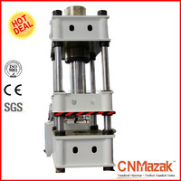 Fully automatic salt block size adjustable hydraulic press machine for animal mineral block