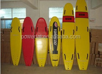 Wholesales high quality EPS top foam soft boards surfboard surfing board OEM made in China