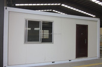 Canam- 20ft prefab moveable modular container house