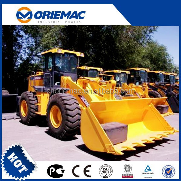 wheel loader XCMG LW800K heavy earth moving machinery
