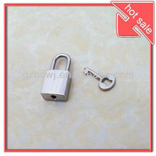 metal travel lock, bag accessories, bag hardware