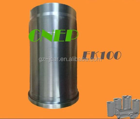 EK100 Engine Cylinder liner, 137mm