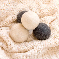 sheep soft wool felt balls fabric