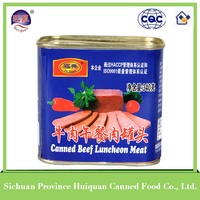 Top products hot selling new 2015 beef products canned/canned corned beef nutrition food