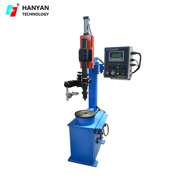 CE Approved High- precision Vertical-type welding lathe