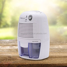 Pro Breeze 500ml Compact and Portable Mini Air Dehumidifier for Damp, Mould, Moisture in Home, Kitchen, Bedroom, Caravan, Office