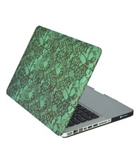 Snakeskin laptop case cover for apple mac book pro touch bar 13