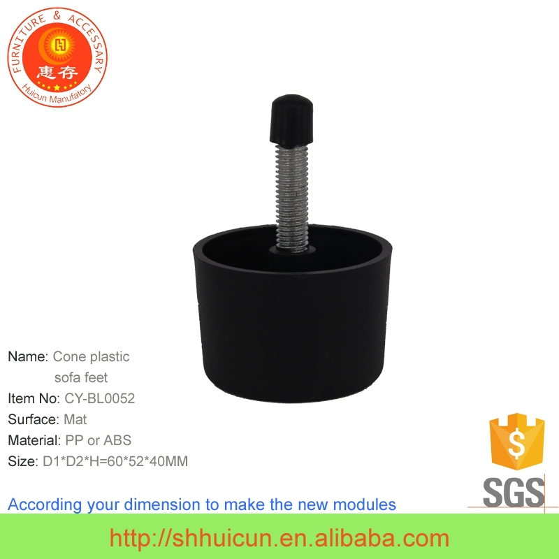 Manufacturer Plastic Round Table Base Chair leg