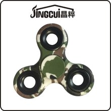 Hand Spinner Toys Camo High speed bearing ball finger spinner Fidget