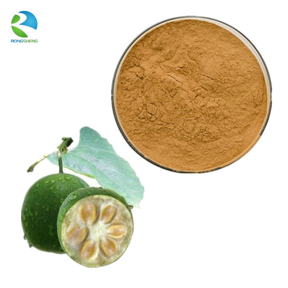 100% pure natural organic monk fruit extract <strong>powder</strong>