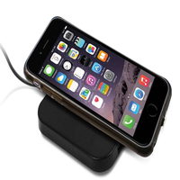 Qi External Backup Micro USB Wireless Mobile Phone Battery Charger