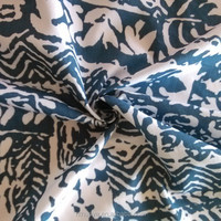 cotton african wax prints fabric for fashion dress