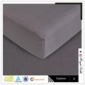 200TC Cotton or cotton polyester bed cover sheet / earthing sheet