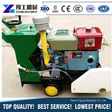 Walk behind concrete floor cutting saw machine factory
