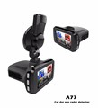 Ambarella A7LA50 User Manual Car DVR HD1296P GPS Radar Detector A77 with X K Band Strelka CT 3 in 1