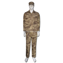 Military training A-TACS AU Camouflage Military jacket and pants