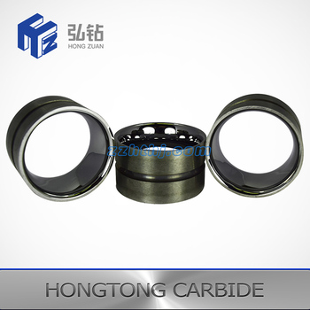 Grooved Tungsten Carbide Ring