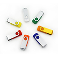 Top selling high speed swivel usb flash drive with customized logo