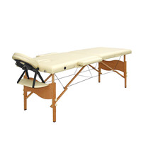 2Section folding massage facial bed cheap massage table