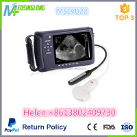 MSLVU22 High image veterinary ultrasound/veterinary for cattle from China veterinary factory