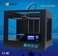 Gold Supplier JGAURORA Brand New Original Desktop Metal 3D Printer Free Shipping