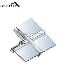 Constmart fabric structural mirror glass curtain wall