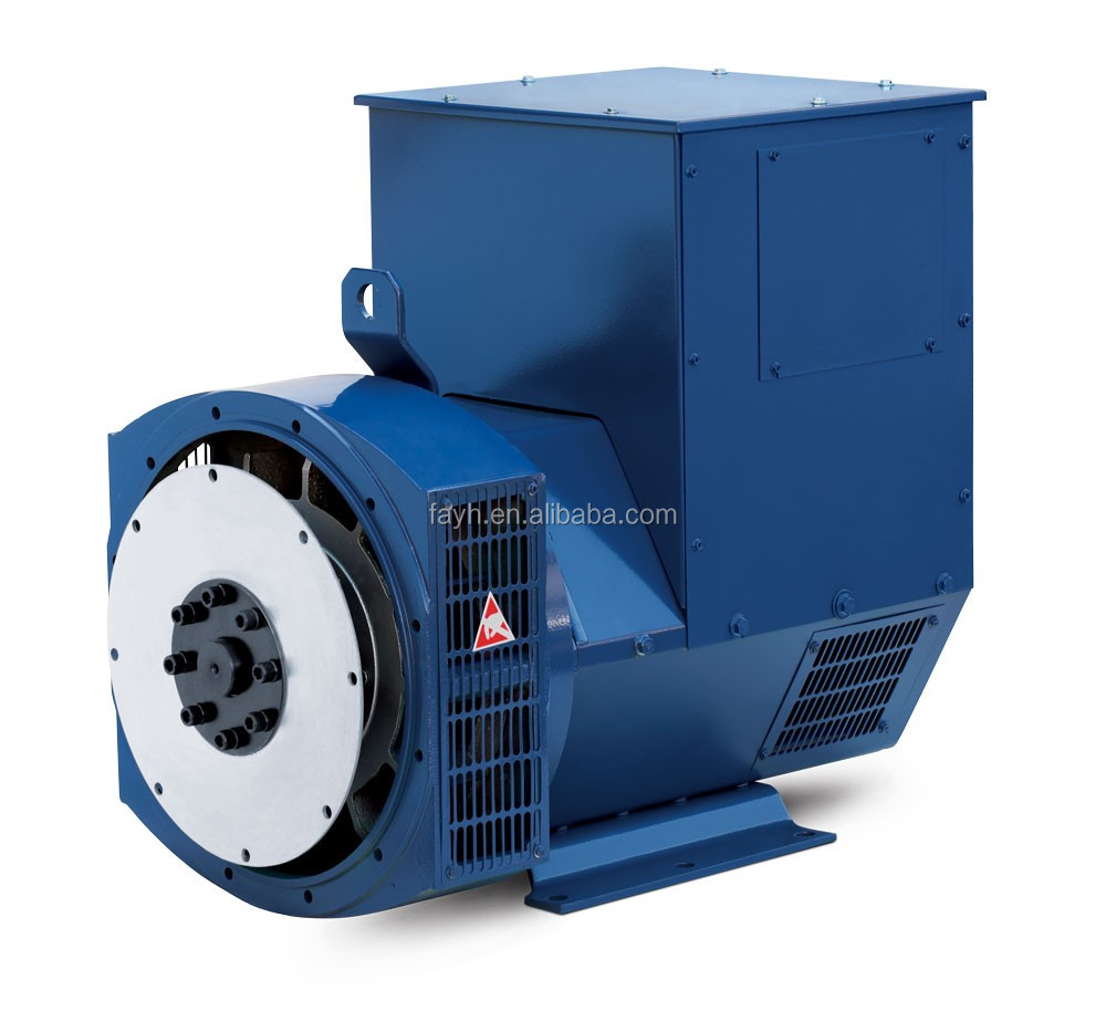Hot Sale 34KW -68KW Series Brushless Synchronous Ac Alternators Three-Phase China Professional Stamford Generator