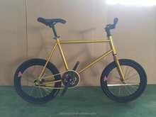 Factory Low Price Mini 20 Inch Fixed Gear Bikes