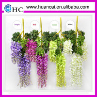 china artificial flowers factory direct artificial flowers for wedding&party&festival&ceremony artificial wisteria flower