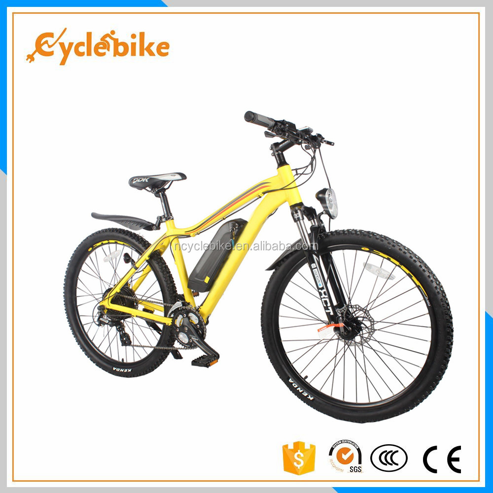 Best price sri lanka bicycle 27.5inch 250w electric mountain bike with suspension fork