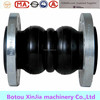 Plumbing pipe fittings rubber flexible joint hydraulic fitting