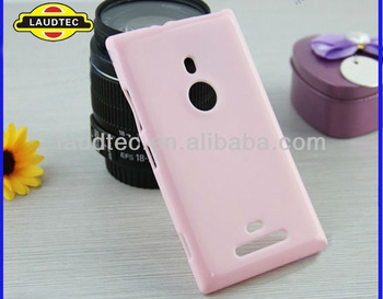 Rubber phone cases For Nokia Lumia 925 Rubber case
