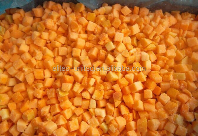 Frozen Apricot IQF frozen apricot sliced diced half cut